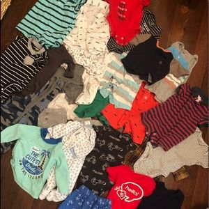 3month baby boy clothes